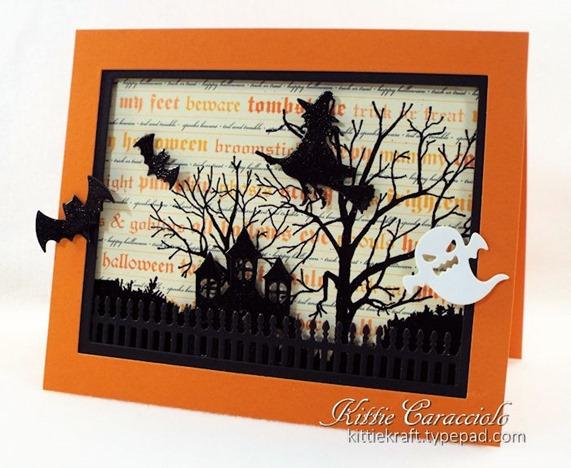 KC Spooky Trees right