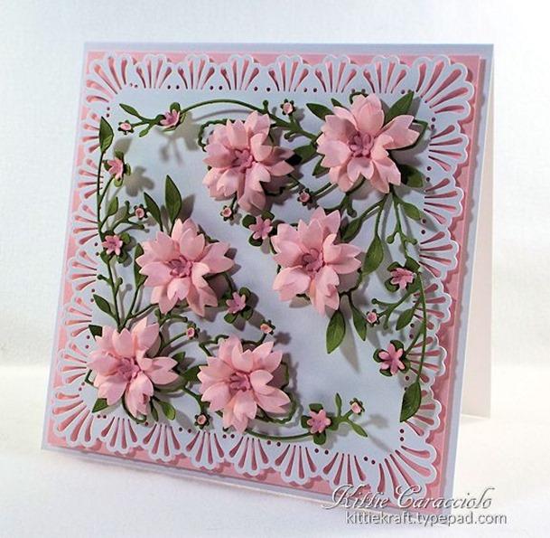 KC Memory Box Wildflower Corner 1 right