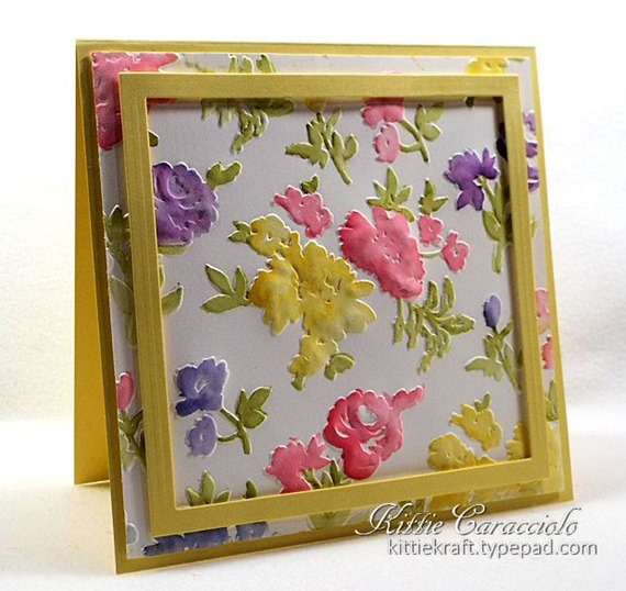 KC Lifestyle Flower Folder Set 1 left