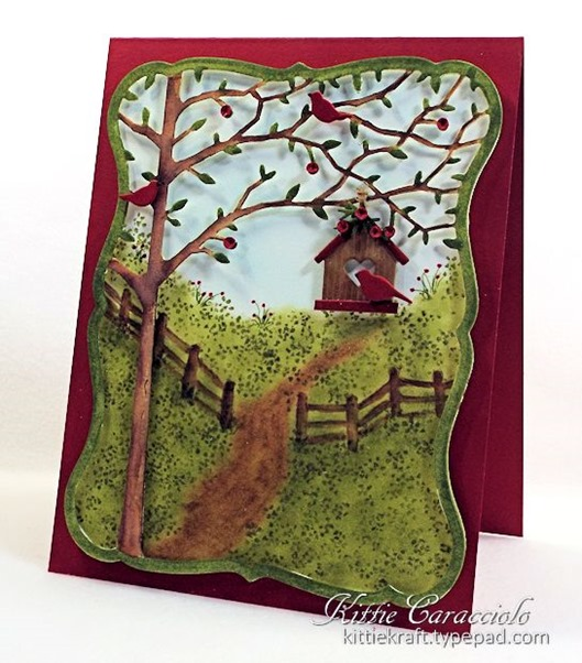 KC Memory Box Orchard Tree Frame 7 right