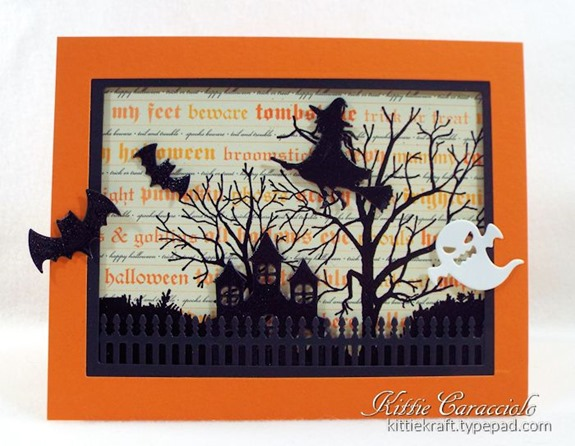 KC Spooky Trees center