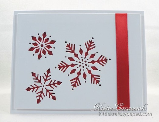KC Impression Obsession Snowflake Cutout 2 center