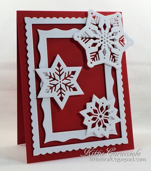 KC Impression Obsession Snowflake Cutout 1 left