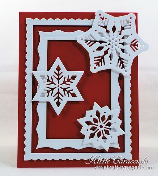 KC Impression Obsession Snowflake Cutout 1 center