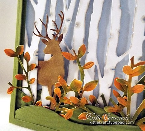 KC Taylored Expressions Birch Tree Cutting Plate 2 close