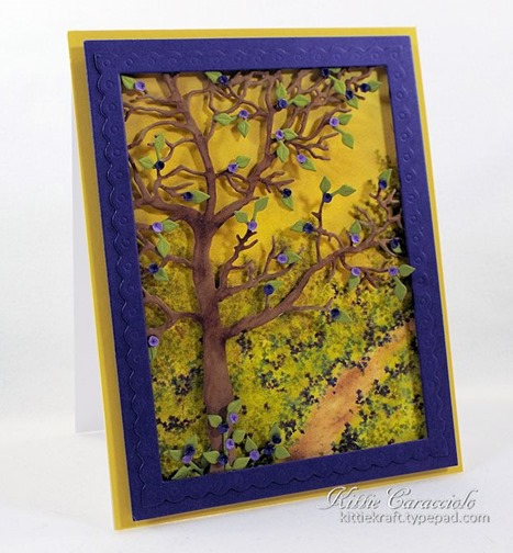 KC Impression Obsession Tree Frame 10 left