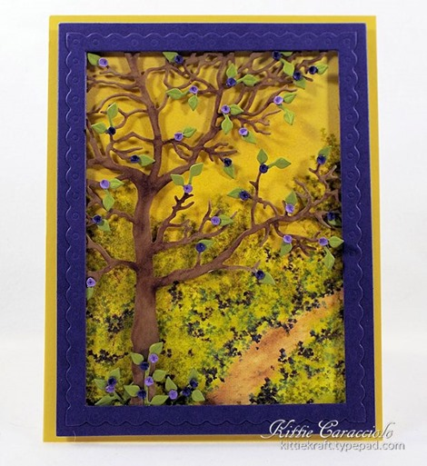 KC Impression Obsession Tree Frame 10 center