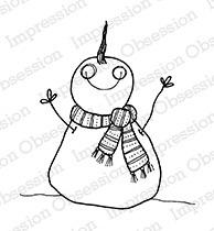 chin up snowman