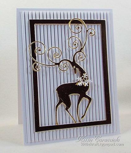 KC Impression Obsession Reindeer Flourish 1 left