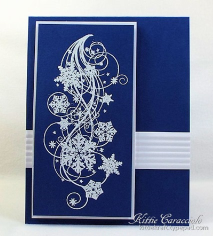 KC Impression Obsession Snow Flourish 1 center