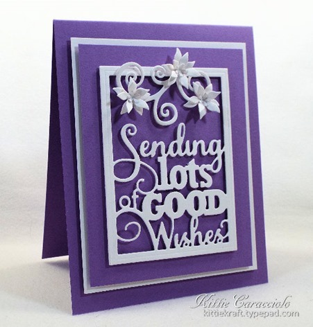 KC Impression Obsession Good Wishes Word Block 1 left
