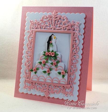 KC Wedding Cake right