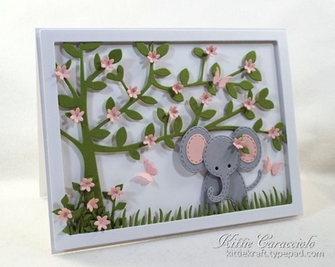 KC Impression Obsession Patchwork Elephant 3 left