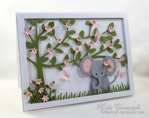 KC Impression Obsession Patchwork Elephant 3 left