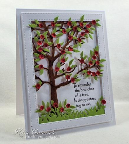 KC Impression Obsession Tree Frame 12 left