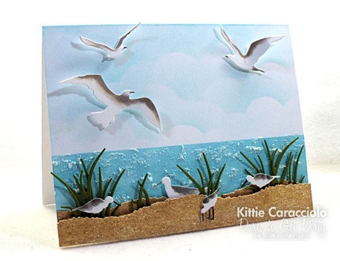 KC Impression Obsession Sea Birds left