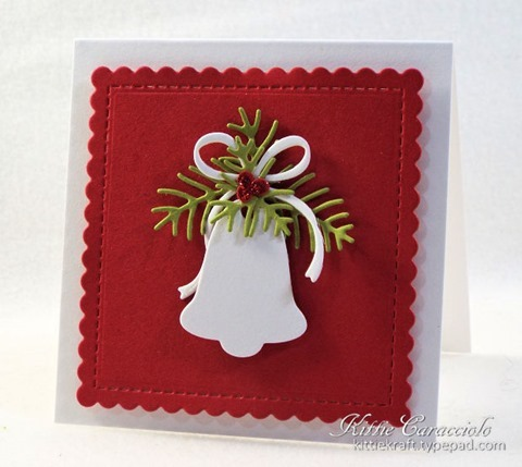 KC Impression Obsession Christmas Shaped Tags 1 d