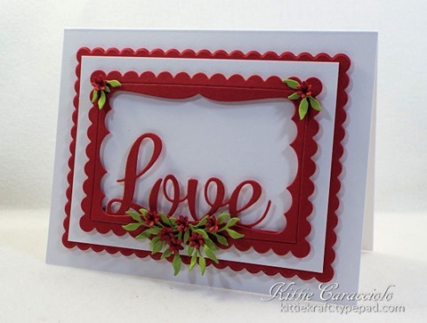 KC Impression Obsession  Love Border 1 right