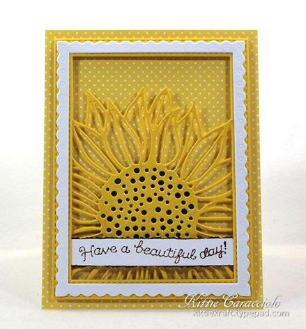 KC Impression Obsession Sunflower Background 1 center