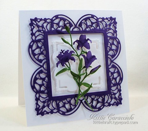 KC Impression Obsession Square Frame 1 left