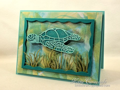 KC Impression Obsession Sea Turtle 1 right