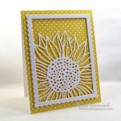 KC Impression Obsession Sunflower Background 2 left