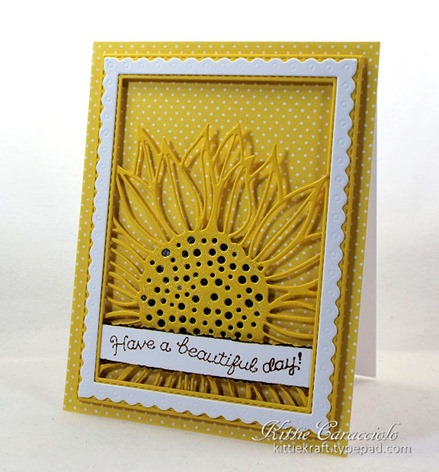 KC Impression Obsession Sunflower Background 1 right