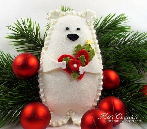 bear hug  close decorative