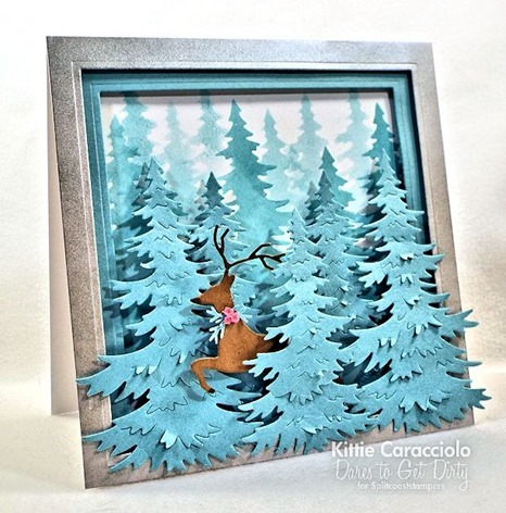 KC Memory Box Leaping Deer 4 left
