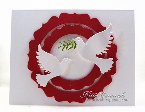 KC Impression Obsession Doves 2 center