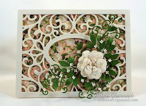 KC Creative Expressions Camillia Complete 2 center
