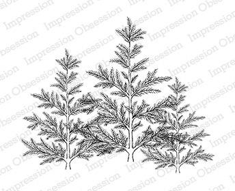 elegant pine trio