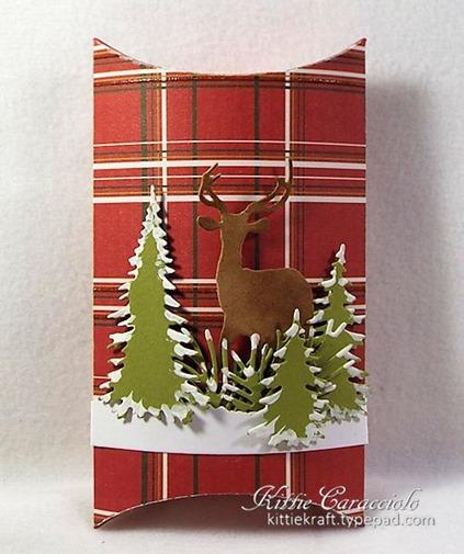 KC Lawn Fawn Pillow Box 1 Deer