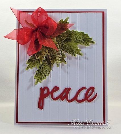 KC Essentials By Ellen Christmas Scribbles 2 center