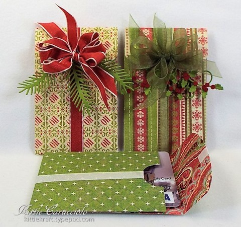 KC Impression Obsession Gift Card Envelope 1 group 1