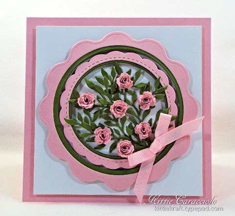 KC Impression Obsession Spiral Rose Set 1 center