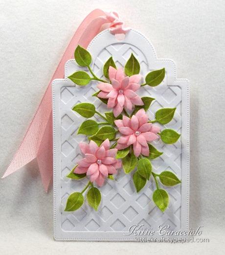 KC Elizabeth Craft Bunch of Flowers 1 4 front