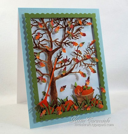 KC Impression Obsession Tree Frame 13 left