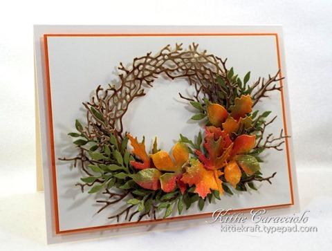 KC Impression Obsession Small Leaf Set 4 left