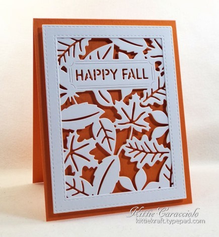 KC Impression Obsession Fall Leaf Background 2 left