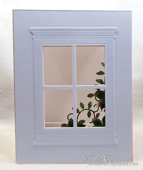 inside window