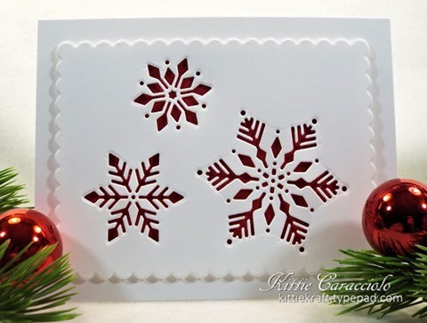 KC Impression Obsession Snowflake Cutout 4 center