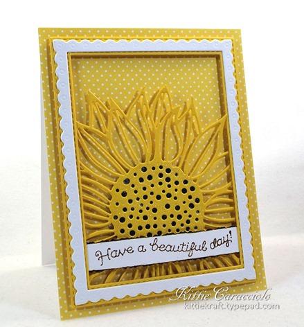 KC Impression Obsession Sunflower Background 1 left