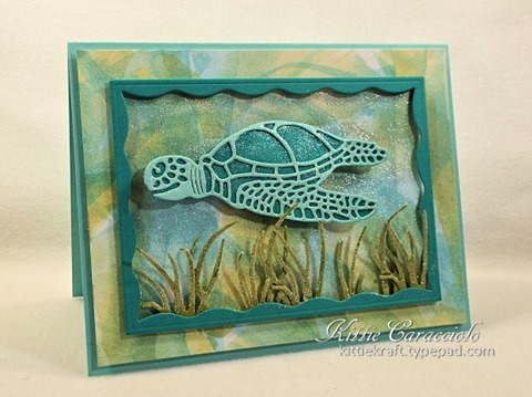 KC Impression Obsession Sea Turtle 1 left