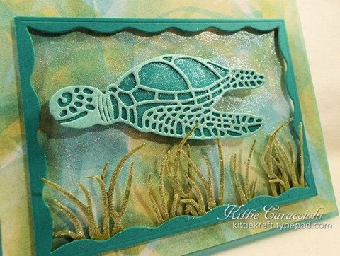 KC Impression Obsession Sea Turtle 1 close