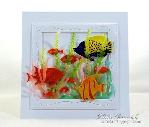 KC Impression Obsession Fish Set 1 center