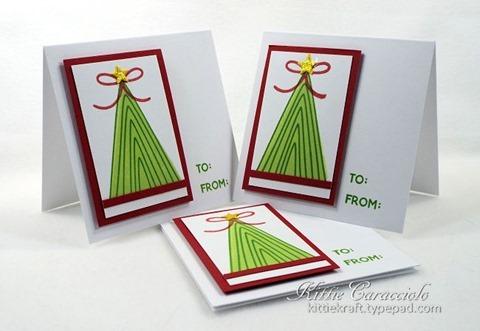 KC Essentials by Ellen Modern Christmas gift