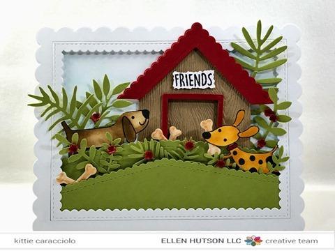 KC MFT Good Friends Stamp and Die 1 center