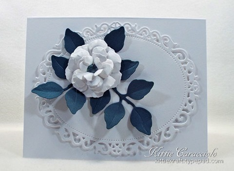 KC Spellbinders Rose Creations 2 center