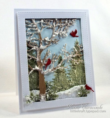 KC Impression Obsession Tree Frame 14 left